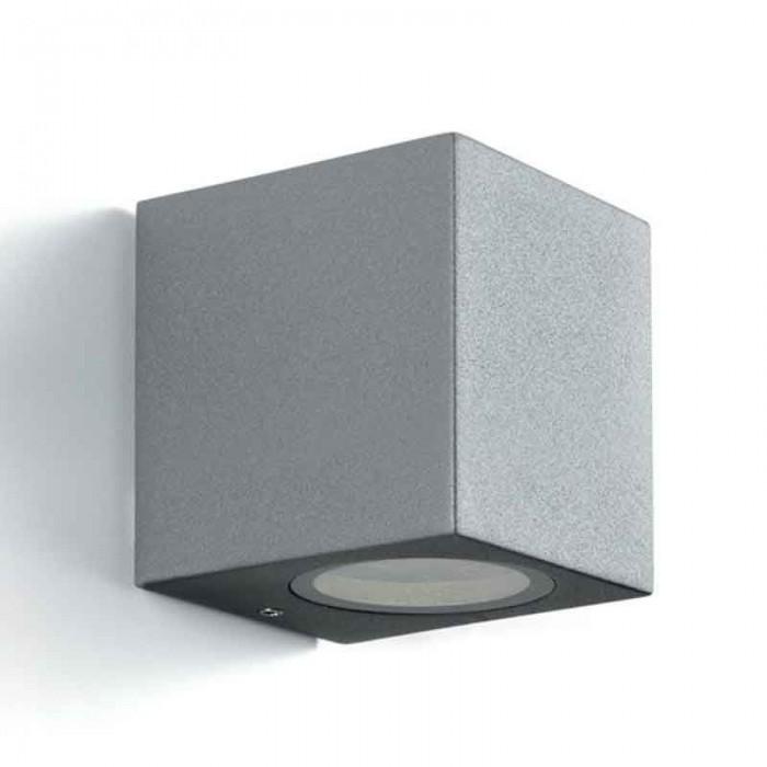 Lampada da parete per esterni Mark cubo Pan International