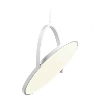 Lampada a sospensione Pan International Lunar LED
