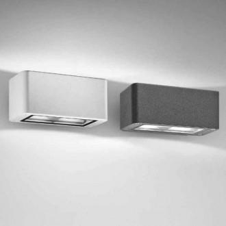 Lampada da parete in alluminio LED Perenz 5908