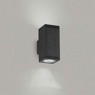 Applique in alluminio per esterni ed interni Perenz 6532 (grande)
