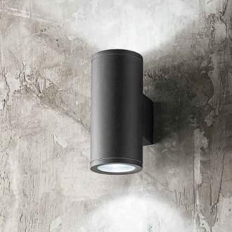 Lampada da parete in alluminio per esterni ed interni Perenz 6530