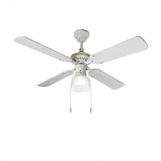 Ventilatore Perenz 4 pale con kit luce 7064