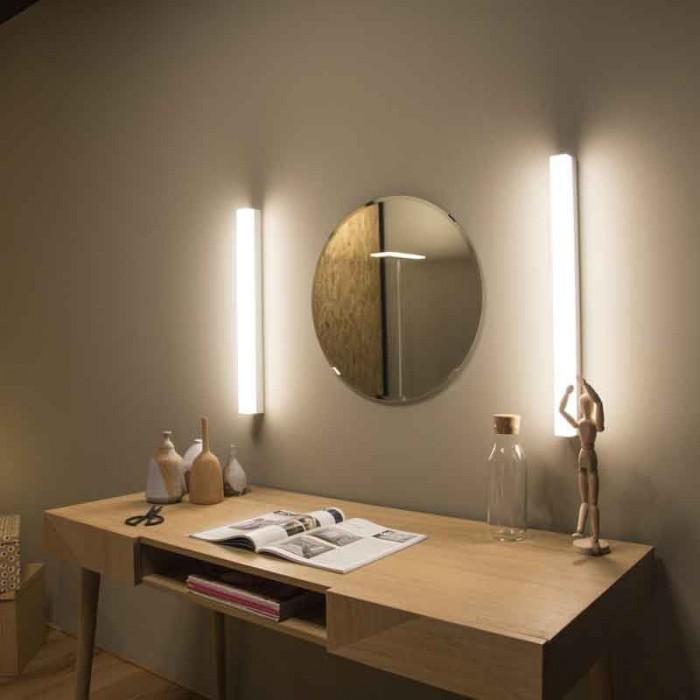 Lampada da parete LED Linea Light Kioo (Lunghezza 625 mm)