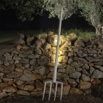 Lampada da terra LED Karman Tobia - Forcone