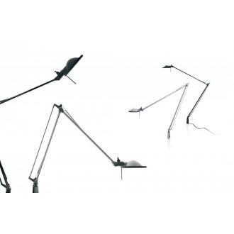 Lampada da tavolo Luceplan Berenice con perno di fissaggio