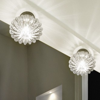 Lampada parete/soffitto Vistosi Diamante