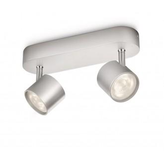 Faretto Philips Star Barra spot 2 luci LED