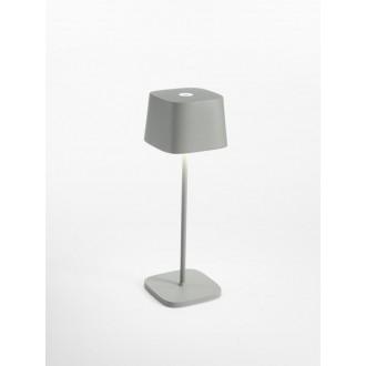 Lampada da tavolo LED a batteria - portatile Ofelia di Zafferano