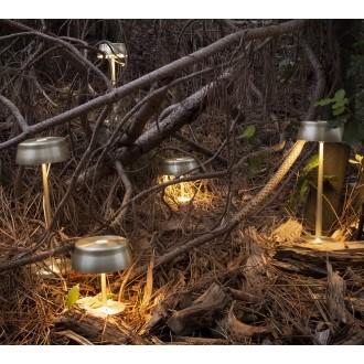 Lampada da tavolo LED a batteria - portatile Sister Light di Zafferano